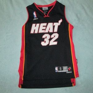 Miami Heat Shaquille O'Neal 32 Licensed Jersey S